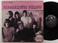 JEFFERSON AIRPLANE Surrealistic Pillow RCA VICTOR LP *
