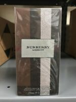 Burberry London For Men 5 Oz After Shave Balm 150 Ml Cologne New In Box