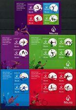 Aserbaidschan Azerbaijan 2015 Europäische Sportspiele Sport Sports ** MNH