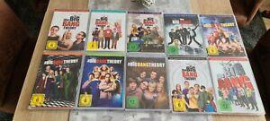 *** The Big Bang Theory - Staffel 1-10 *** DVD ***