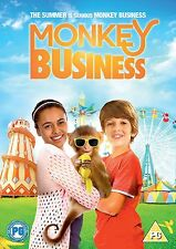 Monkey Business (DVD) (NEW AND SEALED) (REGION 2) (FREE POST)