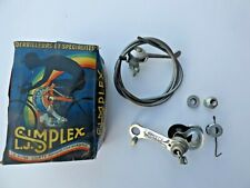 SIMPLEX L.J. TYPE TOUR DE FRANCE DERAILLEUR SET - NOS - NIB - VERY RARE