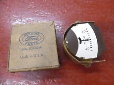 1938 Ford Standard Ammeter Amp Gauge OEM NOS