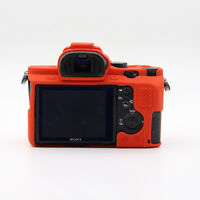 Silicone Armor Skin Camera case Cover Protector Bag for Sony A7II A7RII A7SII