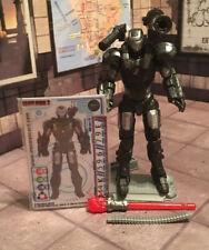 "Iron Man 2 Movie Series War Machine 3.75"" Used"