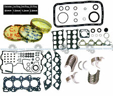 90-01 Acura Integra 1.8L DOHC B18A1 B18B1 Full Gasket Set ENGINE *RE-RING KIT*