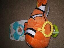 "Disney Finding Nemo Developmental 10.5"" Crib & Stroller Toy by Kids Preferred"