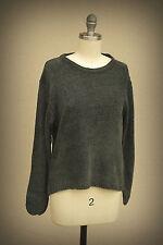 STUDIO JPR Size M Slouch Sweater Green