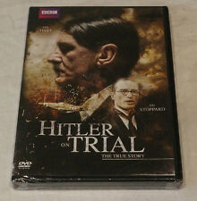 HITLER ON TRIAL THE TRUE STORY DVD BBC NEW / REGION 1 MAN WHO CROSSED HITLER