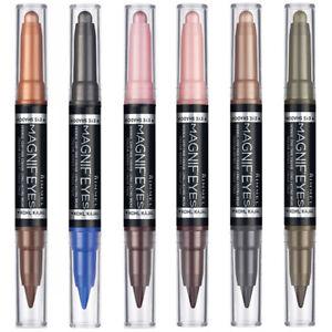 Rimmel Magnif'Eyes DUO Pen Eyeshadow & Eyeliner Stick Double Ended Pencil
