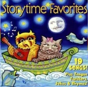 Storytime Favorites: Music for Little People by Various Artists CD