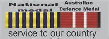 Original Modern & Current Militaria Medals