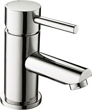 BRISTAN BLITZ BASIN MIXER TAP + CLICKER WASTE CHROME SINK NEW BATHROOM BTZ BAS C