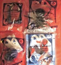 2014 McDonald's THE AMAZING SPIDERMAN 2 HAPPY MEAL TOYS #3,#5,#6,#8, Sealed