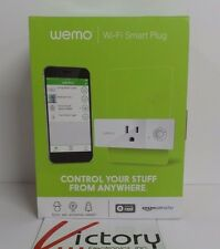 NEW Wemo Mini Wi-Fi Smart Plug App Schedule Control Your Stuff From Anywhere A35
