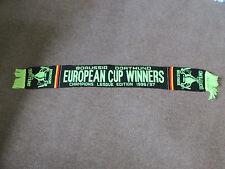 Dortmund 2013 Europea Copa de Ganadores 1996 / 97 Champions Edición Fútbol Bufanda