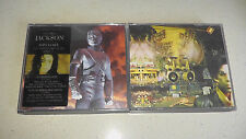Michael Jackson - HIStory book 1 & prince sign of the times       FAST DISPATCH