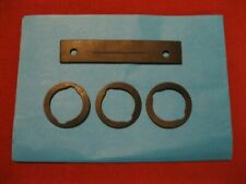HOLDEN HQ HJ HX HZ NEW DOOR AND BOOT LOCK RUBBER GASKETS SEALS MONARO STATESMAN