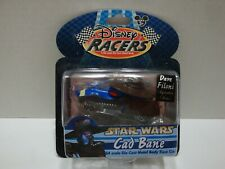 Disney Racers Star Wars Cad Bane Car Signature Series 1:64 Diecast C3-227