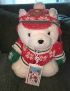 1992 Dayton Hudson Mr Santa Bear