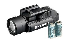 Olight PL-2 Valkyrie 1200 Lumen Rechargeable Pistol Flashlight Black FL-OL-PL2