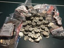 Huge Ike  Eisenhower Dollar Hoard - Eisenhower $ Coin - 10 Coins Per Lot