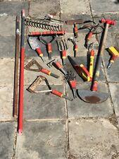 wolf garten garden tool Collection Used