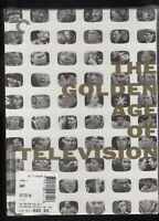 The Golden Age of Television (DVD, 2009, 3-Disc Set, Criterion Collection) NEW