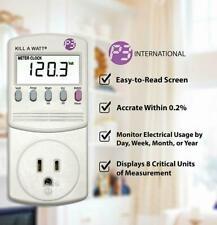 P3 Kill A Watt Power Usage Voltage Meter Monitor P4400 New