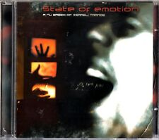 STATE OF EMOTION - A Nu Breed Of Israeli Trance- CD 2003- D Groovy/Quantum