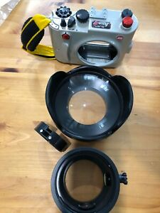 Subal underwater housing for Leica Q-P