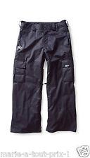 Pantalon de ski & pant snowboard Snowboardhose taille M Snow ANALOG noir black