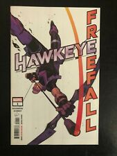 Hawkeye Freefall #1 Beautiful.