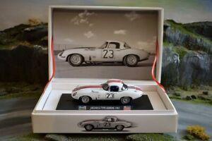 Revell Model Racing - 08394 - Jaguar E-Type - Sebring 1963 - Boxed - New
