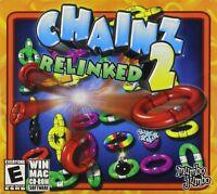 Chainz Relinked 2 PC Games Windows 10 8 7 XP Computer gem match three 3 NEW
