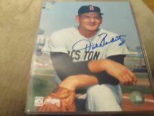 DICK RADATZ AUTOGRAPHED RED SOX 8X10 SUPER NICE