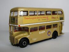 EFE AEC ROUTEMASTER BUS ARRIVA LONDON GOLD ROUTE 137 1/76 15633