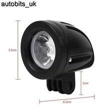 8 PEZZI 10w luminoso a LED Auto Bici Moto Lavoro Guida Fendinebbia Luci Raggio Riflettore