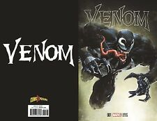 Venom 1 Clayton Crain Variant ComicXposure 1st Appearance Lee Price Marvel Nm