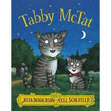 Tabby McTat Childrens Story Kids Book Cat Animals Kittens Friendship Love 3 to 7