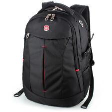 "Men's 15.6""  Swiss Gear Business Travel Laptop Backpack School Shoulders Bag"