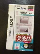 LCD Screen Protector Film Guard  for DSI NDSI 2 Piece Nintendo NEW