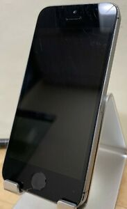 Apple iPhone 5s - 16GB - Space Grey (Unlocked) A1533 (GSM)