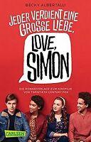 Love, Simon (Filmausgabe) (Nur drei Worte – Love, Simon)... | Buch | Zustand gut
