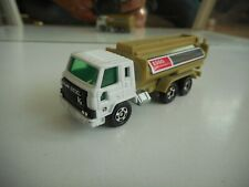 """Tomica Nissan Diesel Truck """"ESSO"""" in White/Grey (Made in China)"""