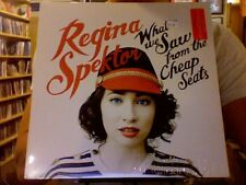 Regina Spektor What We Saw from the Cheap Seats LP sealed vinyl