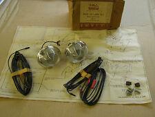 NOS OEM Ford 1958 Fairlane 500 Backup Light Lamp Kit