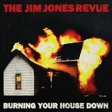 The Jim Jones Revue - Burning Your House Down Vinyl Album Record NEW