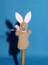 Miniature Bunny Rabbit Puppet Pattern Kit for making Bunny Rabbit puppet