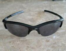 Oakley Half Jacket 1.0 Sunglasses Black Frame Black Lenses 03-614